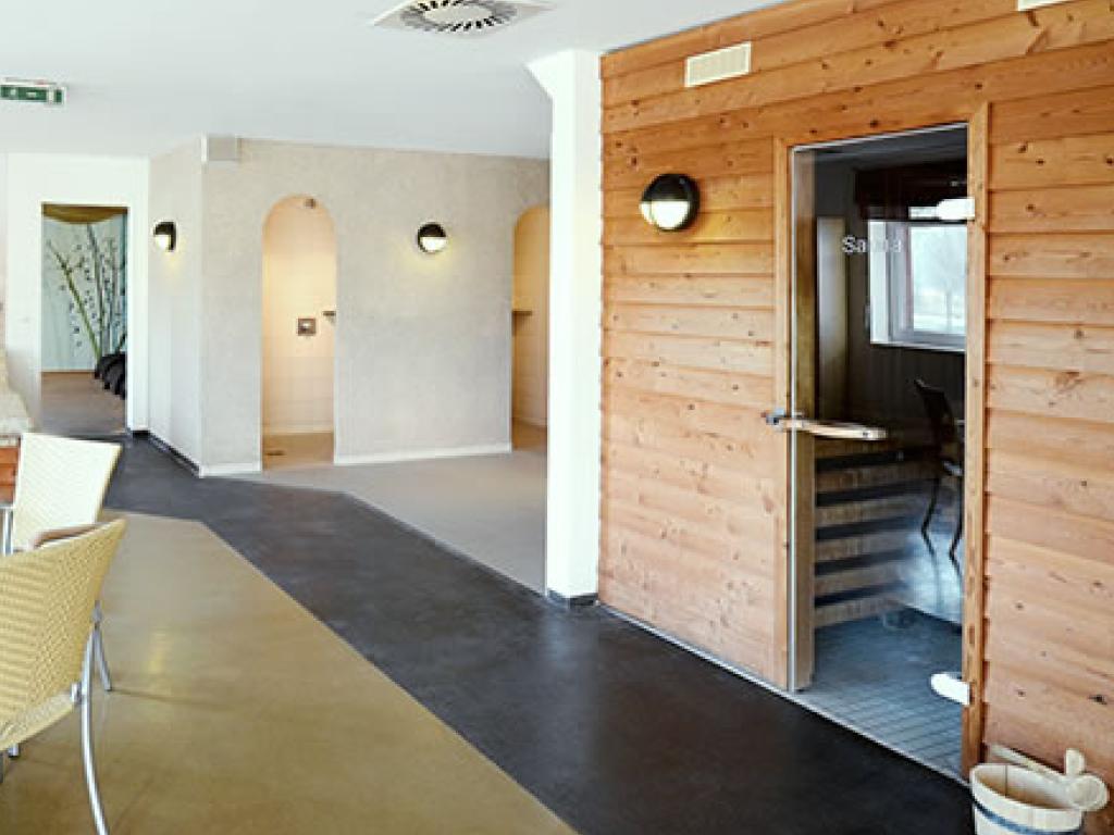 Sauna Zingst